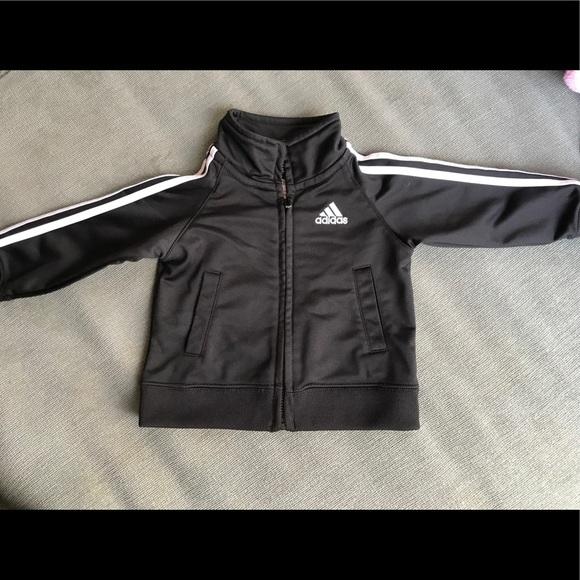 Baby Boys Adidas Track Suit Jacket
